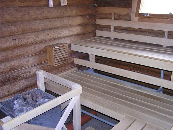 sauna innen freiwillige feuerwehr ohe. Black Bedroom Furniture Sets. Home Design Ideas