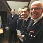 Auszeichnung mit dem Deutschen Feuerwehr Fitness Abzeichen DFFA